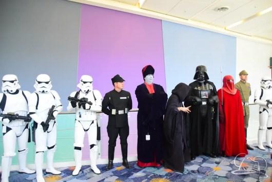 Star Wars The Force Awakens Panel Star Wars Celebration Anaheim-110