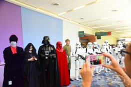 Star Wars The Force Awakens Panel Star Wars Celebration Anaheim-112