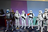 Star Wars The Force Awakens Panel Star Wars Celebration Anaheim-119