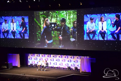Star Wars The Force Awakens Panel Star Wars Celebration Anaheim-27