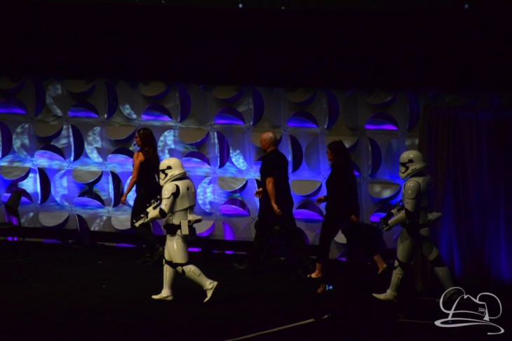 Star Wars The Force Awakens Panel Star Wars Celebration Anaheim-46