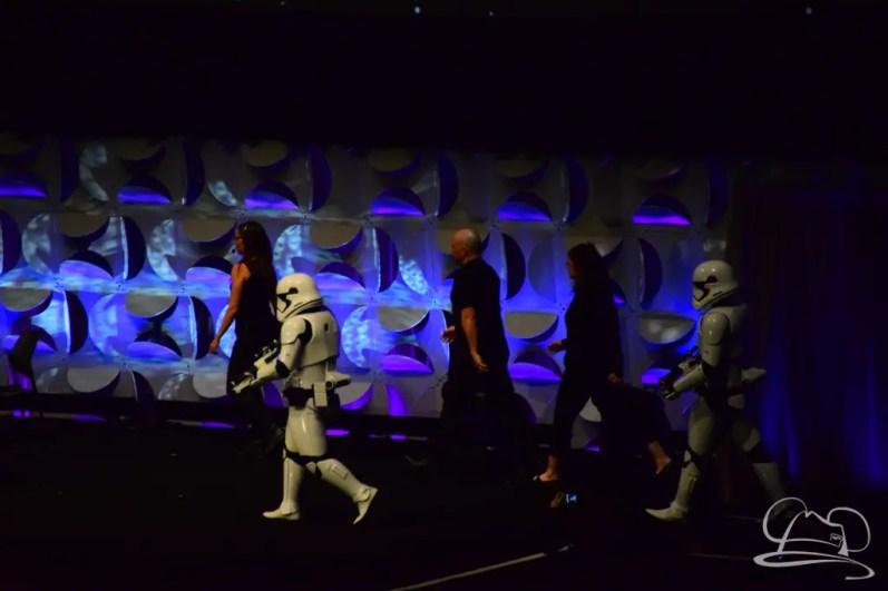 Star Wars The Force Awakens Panel Star Wars Celebration Anaheim-46