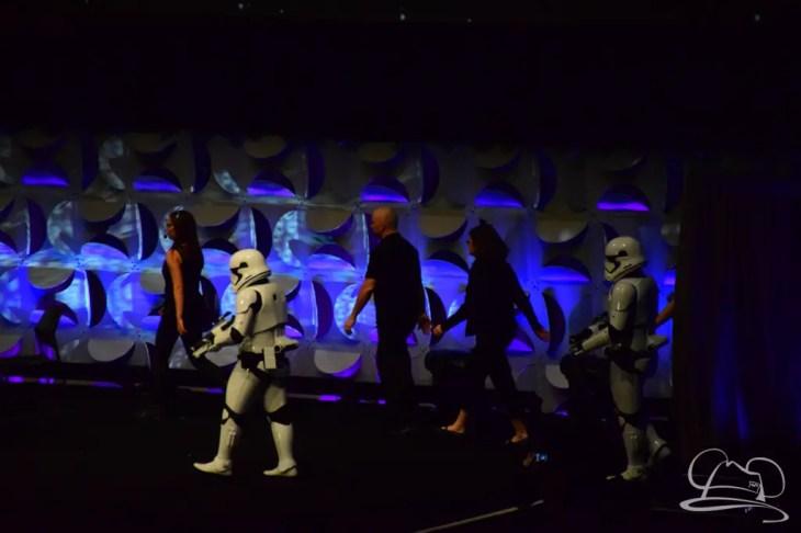Star Wars The Force Awakens Panel Star Wars Celebration Anaheim-47
