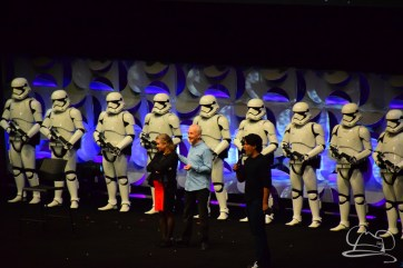 Star Wars The Force Awakens Panel Star Wars Celebration Anaheim-66