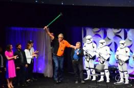 Star Wars The Force Awakens Panel Star Wars Celebration Anaheim-68