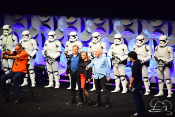 Star Wars The Force Awakens Panel Star Wars Celebration Anaheim-78