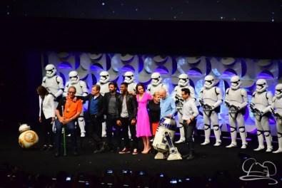 Star Wars The Force Awakens Panel Star Wars Celebration Anaheim-84