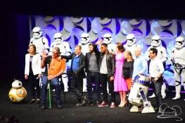 Star Wars The Force Awakens Panel Star Wars Celebration Anaheim-85