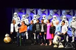 Star Wars The Force Awakens Panel Star Wars Celebration Anaheim-97