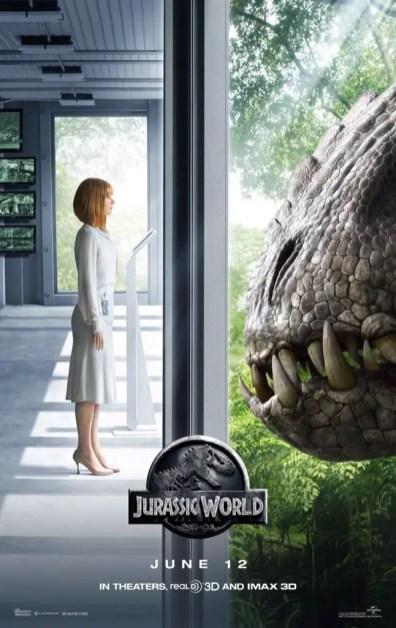 Jurassic World - Indominus Rex Poster