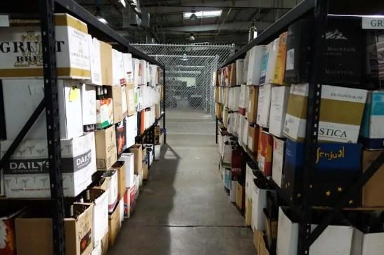 refresh storage