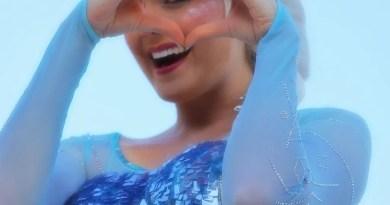 Queen Elsa's Heart - Mr. DAPs Photoblog