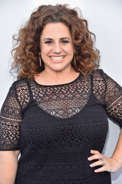"""ANAHEIM, CA - MAY 09: Actress Marissa Jaret Winokur attends the world premiere of Disney's """"Tomorrowland"""" at Disneyland, Anaheim on May 9, 2015 in Anaheim, California. (Photo by Alberto E. Rodriguez/Getty Images for Disney) *** Local Caption *** Marissa Jaret Winokur"""