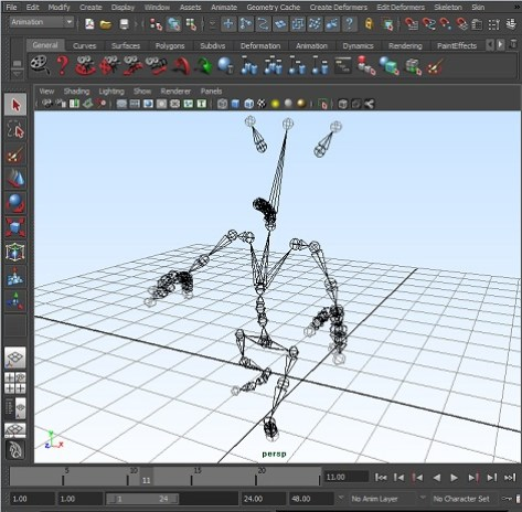 Development-of-a-Bipedal-Robot-that-Walks-Like-an-Animation-Character-Image