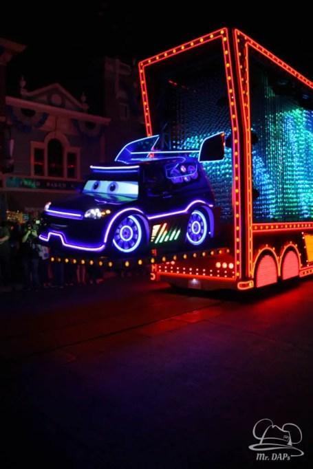Disneyland 60th Anniversary Celebration Paint the Night-10