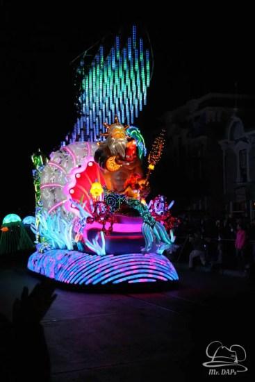 Disneyland 60th Anniversary Celebration Paint the Night-12