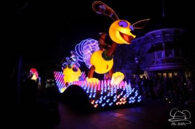 Disneyland 60th Anniversary Celebration Paint the Night-14
