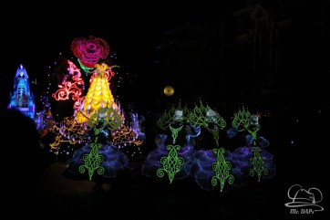 Disneyland 60th Anniversary Celebration Paint the Night-15