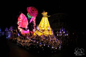 Disneyland 60th Anniversary Celebration Paint the Night-16