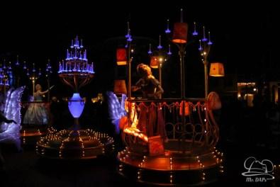 Disneyland 60th Anniversary Celebration Paint the Night-17