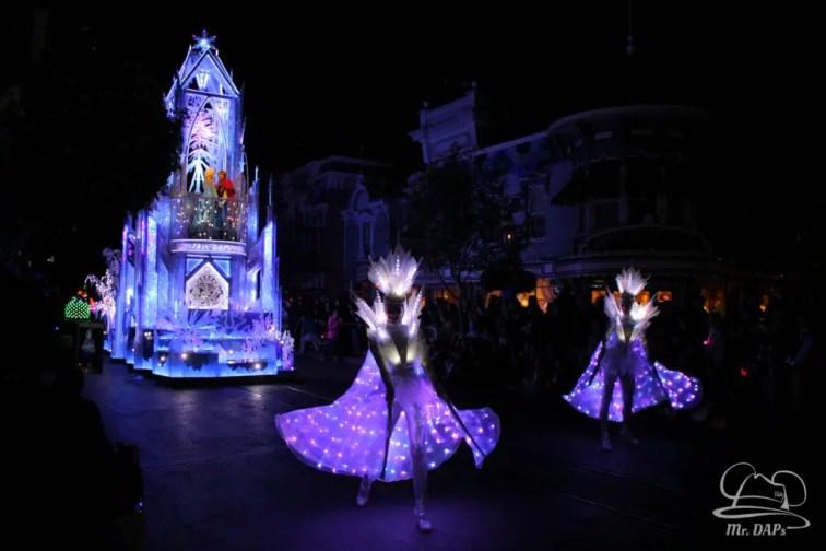 Disneyland 60th Anniversary Celebration Paint the Night-19