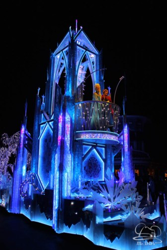 Disneyland 60th Anniversary Celebration Paint the Night-20