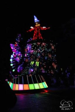 Disneyland 60th Anniversary Celebration Paint the Night-26