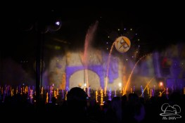 Disneyland 60th Anniversary Celebration World of Color - Celebrate-102