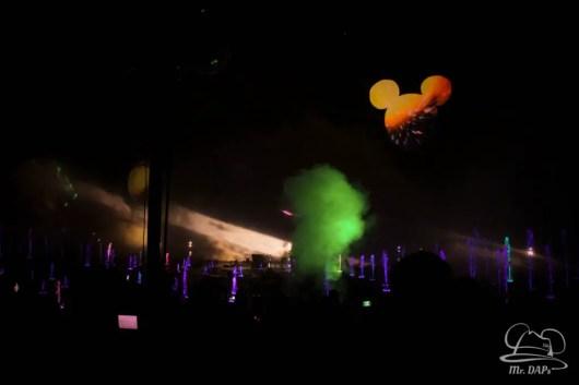 Disneyland 60th Anniversary Celebration World of Color - Celebrate-107
