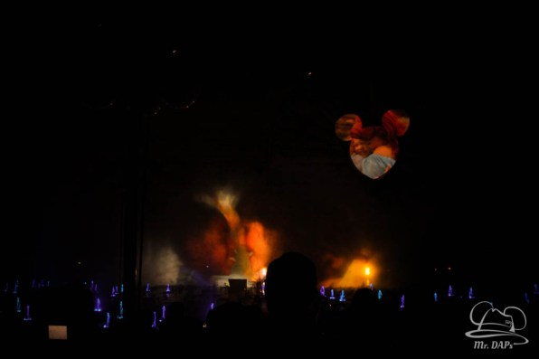Disneyland 60th Anniversary Celebration World of Color - Celebrate-119