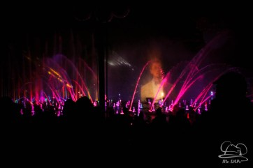 Disneyland 60th Anniversary Celebration World of Color - Celebrate-122