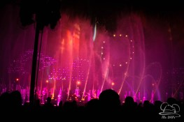 Disneyland 60th Anniversary Celebration World of Color - Celebrate-135