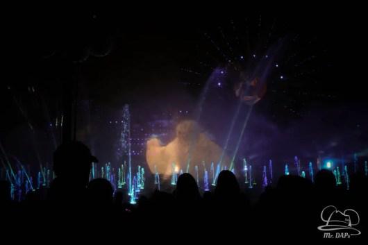 Disneyland 60th Anniversary Celebration World of Color - Celebrate-140