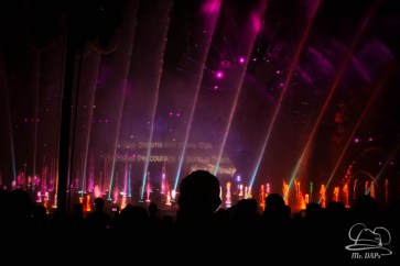 Disneyland 60th Anniversary Celebration World of Color - Celebrate-160
