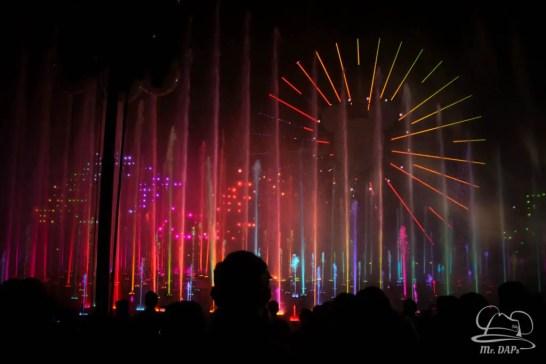 Disneyland 60th Anniversary Celebration World of Color - Celebrate-163