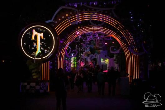 Disneyland 60th Anniversary Celebration World of Color - Celebrate-22