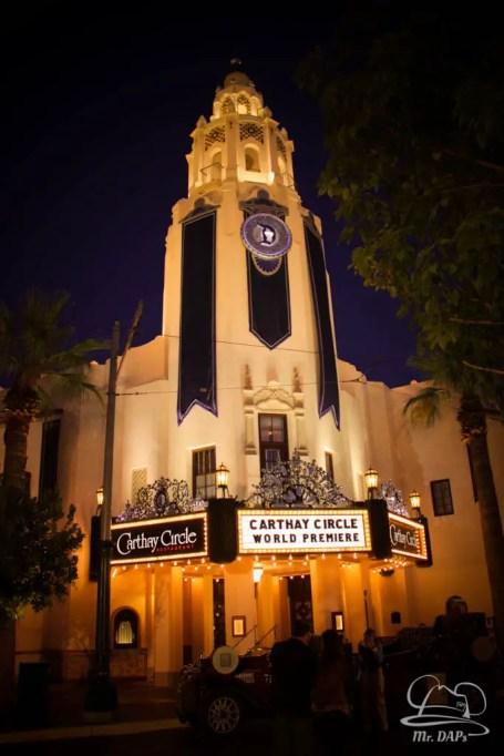 Disneyland 60th Anniversary Celebration World of Color - Celebrate-28