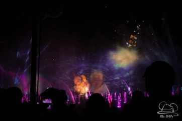 Disneyland 60th Anniversary Celebration World of Color - Celebrate-36