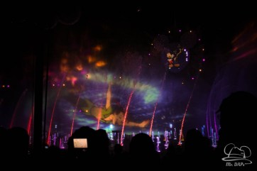 Disneyland 60th Anniversary Celebration World of Color - Celebrate-37