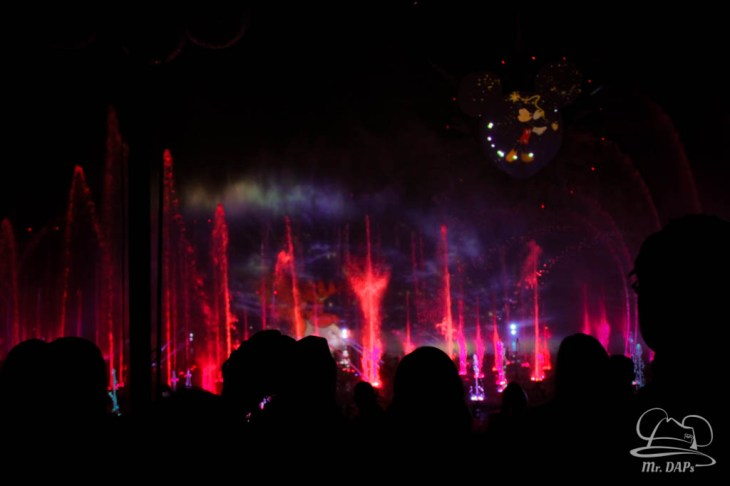Disneyland 60th Anniversary Celebration World of Color - Celebrate-38