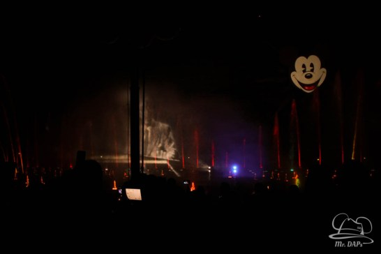 Disneyland 60th Anniversary Celebration World of Color - Celebrate-43