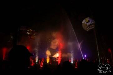 Disneyland 60th Anniversary Celebration World of Color - Celebrate-45
