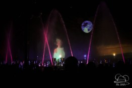 Disneyland 60th Anniversary Celebration World of Color - Celebrate-51