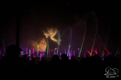 Disneyland 60th Anniversary Celebration World of Color - Celebrate-67