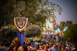 Disneyland 60th Anniversary Celebration World of Color - Celebrate-7