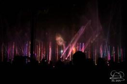 Disneyland 60th Anniversary Celebration World of Color - Celebrate-70