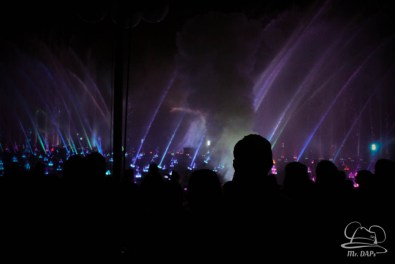 Disneyland 60th Anniversary Celebration World of Color - Celebrate-75