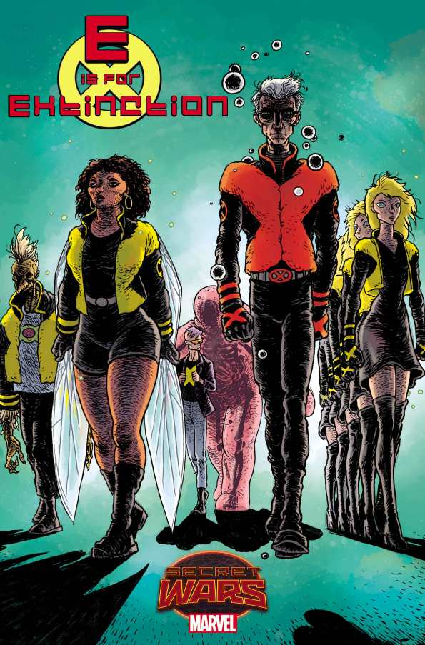 E_is_for_Extinction_1_Cover