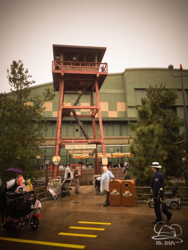 Grizzly Peak Airfield Opening Day at Disney California Adventure - May 15, 2015-23