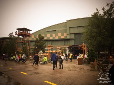 Grizzly Peak Airfield Opening Day at Disney California Adventure - May 15, 2015-39